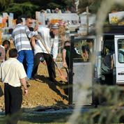 Où sont enterrés les terroristes français?