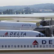 Une panne géante paralyse Delta Air Lines