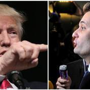 Selon Philippot, «Clinton est beaucoup plus belliqueuse que Trump»
