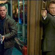 Le match Jason Bourne-James Bond: leurs cinq différences