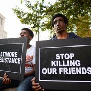 Violences policières: un rapport accablant pour la police de Baltimore