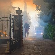 Bouches-du-Rhône: la question de l'origine des feux