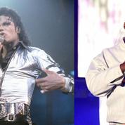 Michael Jackson dépassé par Kanye West au classement Billboard