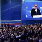 Les élections fantômes de la Douma russe