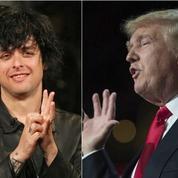 Le chanteur de Green Day compare Donald Trump à Adolf Hitler