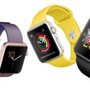 Apple mise gros sur sa montre connectée