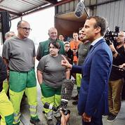 Emmanuel Macron s'attaque à la ligne Maginot politique