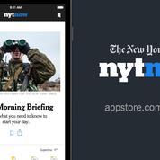 Le New York Times met fin à son appli pensée pour les jeunes