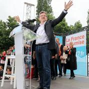 La guerre est ouverte entre Mélenchon et Hollande