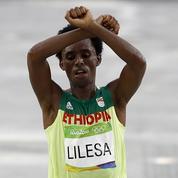 Le gouvernement éthiopien promet que le marathonien ayant protesté aux JO ne sera pas inquiété