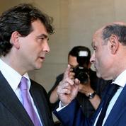 Le gouvernement fustige «l'outrance» des propos de Montebourg