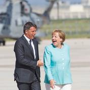 Un trio bancal pour tenter de relancer l'Europe