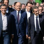 Primaire : le candidat Sarkozy accueilli en ordre dispersé par ses futurs adversaires