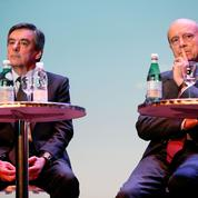 Juppé et Fillon feignent l'indifférence face à Sarkozy