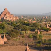 Un puissant séisme en Birmanie menace le site de Bagan