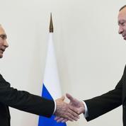 Moscou «profondément préoccupée» par l'opération turque en Syrie