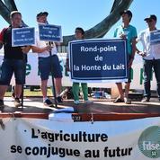 Crise du lait: Lactalis et les producteurs autour de la table