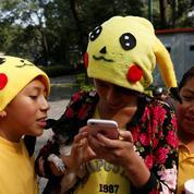 La frénésie Pokémon GO connaît un léger essoufflement