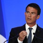 Valls maintient la promesse d'une baisse des impôts en 2017