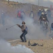 Bolivie : un ministre tué par des mineurs en grève
