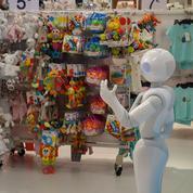 Kiabi recrute un robot pour divertir ses clients