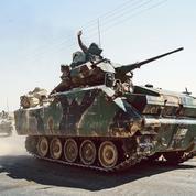 Au nord de la Syrie, l'armée turque s'installe dans la durée