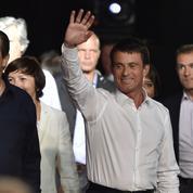Manuel Valls remet en cause le «pacte de stabilité» budgétaire