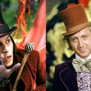 Gene Wilder ou Johnny Depp, qui est le vrai Willy Wonka ?