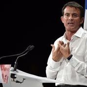 «Marianne n'est pas voilée» : la sortie de Valls crée des remous à gauche