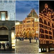 La légende des grands magasins d'Europe