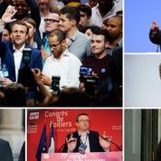 À gauche, les adversaires de Macron se réjouissent de sa démission