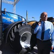 Juppé veut rétablir la «puissance agricole» française