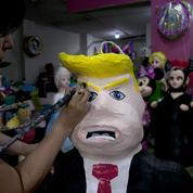 Donald Trump en visite surprise au Mexique