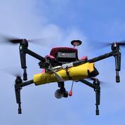 Les drones, la «solution» sécuritaire prônée par le maire d'Asnières-sur-Seine