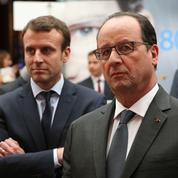 Remontée estivale de Hollande avant le départ de Macron