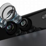 Toujours plus d'appareils photo dans les smartphones