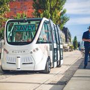 Lyon teste une navette autonome, une première mondiale