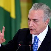 Sixième trimestre de déclin pour l'économie du Brésil