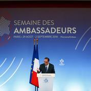 Les élections en France et aux États-Unis font de l'ombre à la diplomatie française