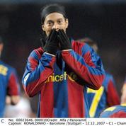 Le FC Barcelone recrute Ronaldinho pour sa boutique new-yorkaise