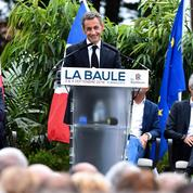 À La Baule, Sarkozy prône l'unité à droite