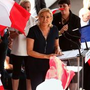 Marine Le Pen dénonce les «lubies idéologiques de la gauche»