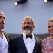 Mel Gibson à Venise: le parcours du non-combattant