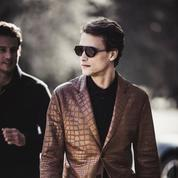 Armani et Bugatti: la route ensemble