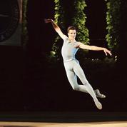 Paul Marque à la pointe de la danse