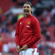 Avant le derby de Manchester, Zlatan Ibrahimovic commence déjà à chambrer