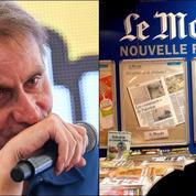 Michel Houellebecq perd son procès face au Monde
