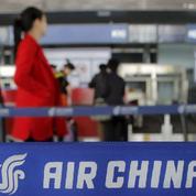 Air China montrée du doigt pour des propos racistes