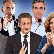 Primaire à droite : qui sont les sept candidats sur la ligne de départ
