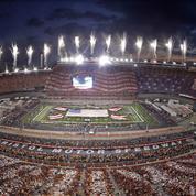 156 990 spectateurs présents pour ... un match universitaire de foot US